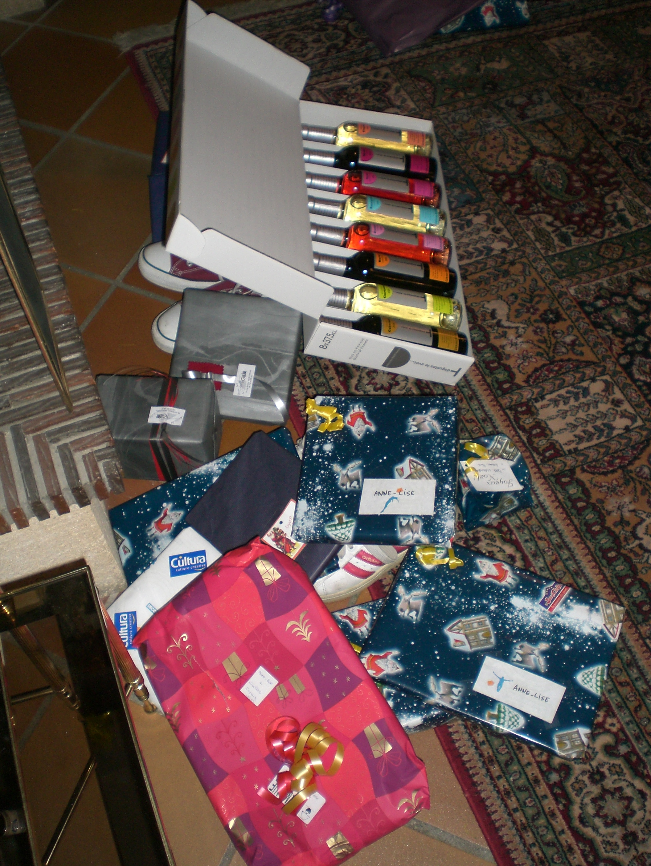 cadeaux noël 2006